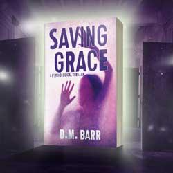 Saving Grace blog tour icon