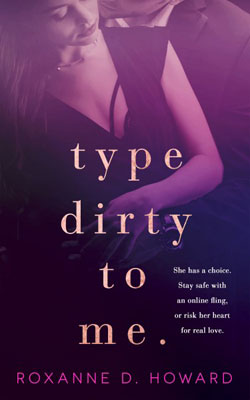 Type Dirty to me book cover