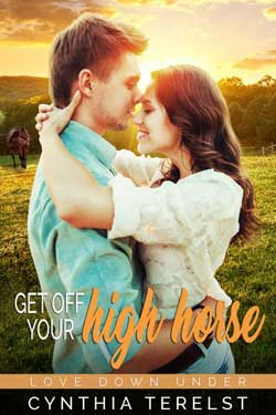 Get off your high horse cover