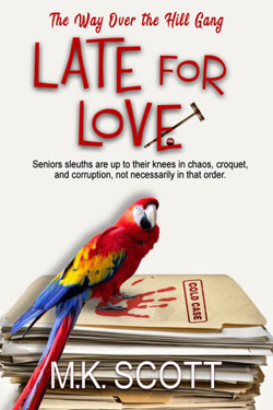 Late for Love book cover