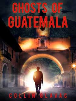 Ghost of Guatemala book cover